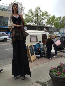 Calgary Photo Booth Boler Launch
